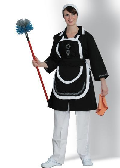 Habit femme de ménage