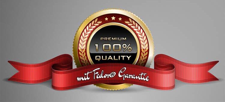 Fedor® Premium Tiernahrung - PETA, NoN GMO