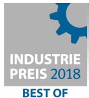 "Zweimal den ""Best-Of Industrieperis""!"