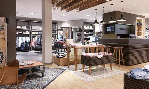 KORDA Shops und Stores für unterschiedlichste Branchen
