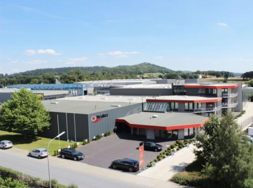 Our headquarters in Germany