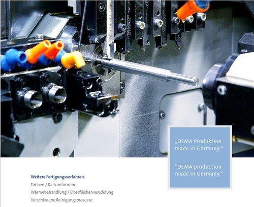 Effiziente CNC-Technologien