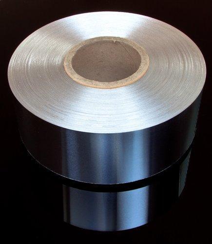 Aluminiumfolien - kleine einzelne Rolle