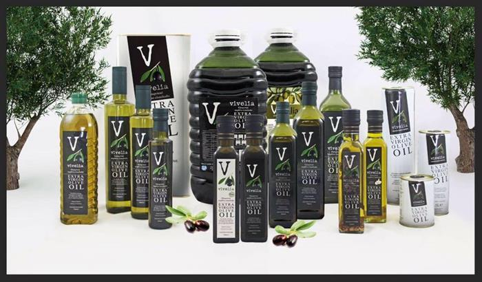 VIVELIA passion for supreme olive oil products
