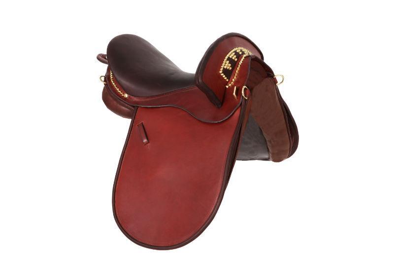 Portuguese Saddle