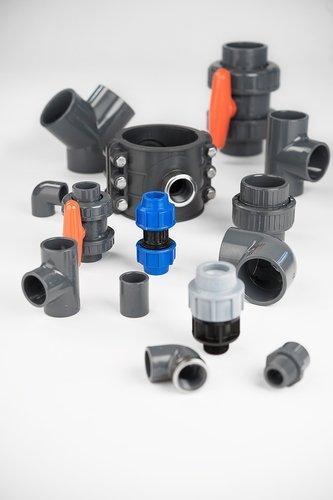 PVC-/PE-Armaturen