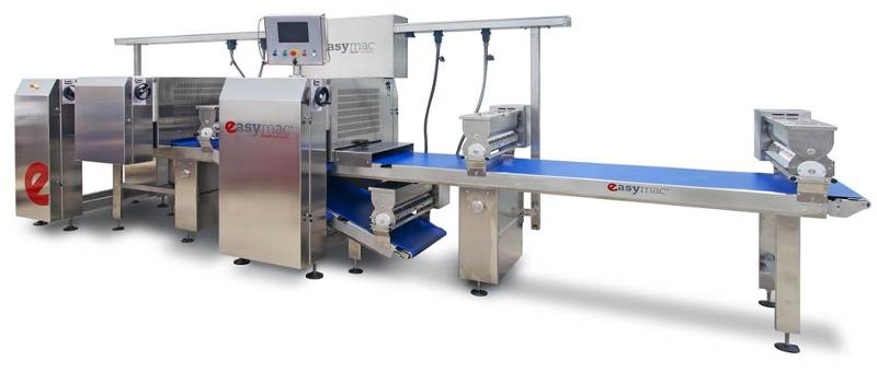 DOUGH LAMINATING LINE