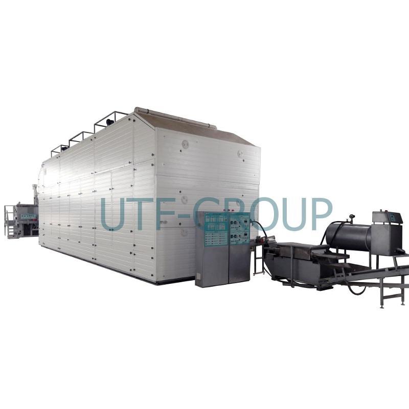 Pasta production line equipments