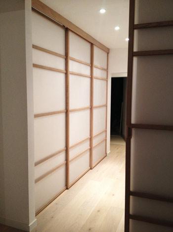 Porte de placard Shichigatsu