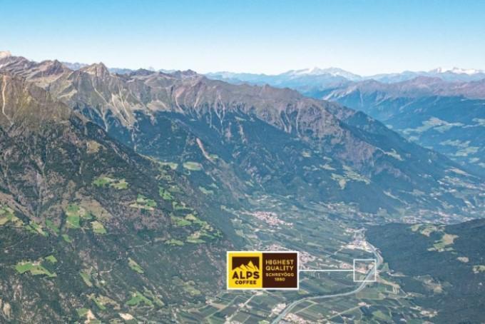 Hauptsitz APLS COFFEE Südtirol-Partschins