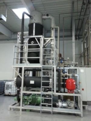 Used oil recovery - Automotive pressing works