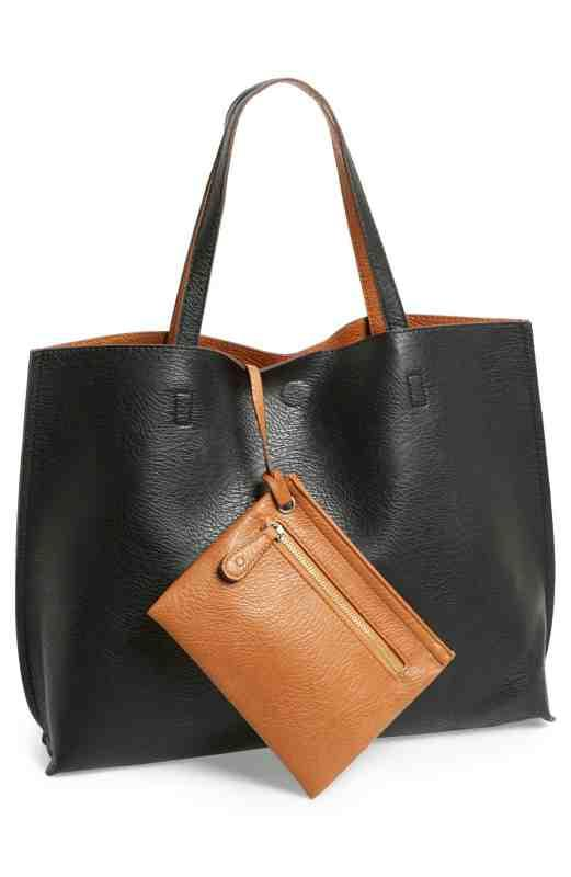 Leather Shopper Bags