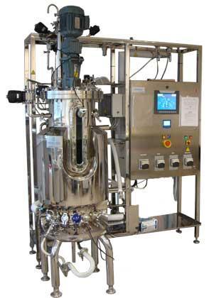 Bacterial fermentation Unit