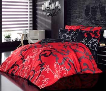 Cotton - Satin Bedding Set