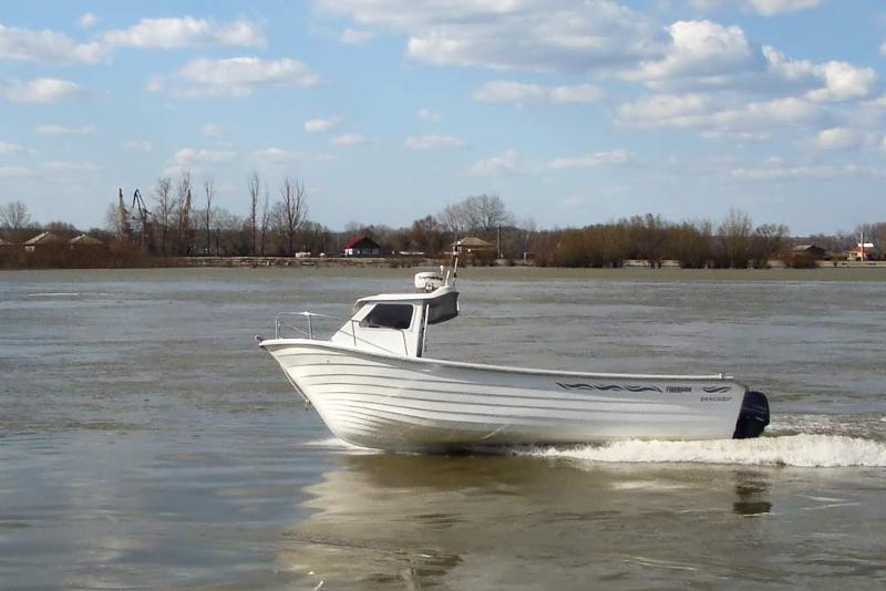 780 Pescador (Forward cabin)