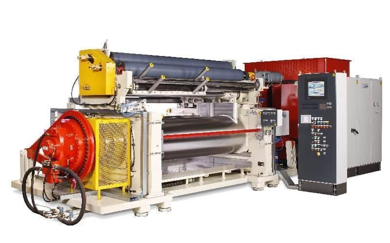 Mill 750 x 2500 mm