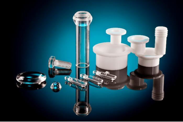 quartz glass, fused silica, fused quartz, silica glass, Quarzglas