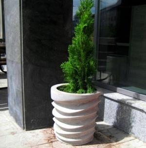 цветочницы из бетона