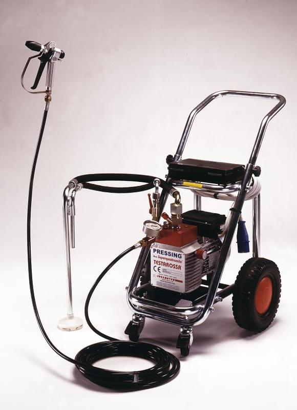Professional Airless Paint Sprayer TECNOVER TR4000