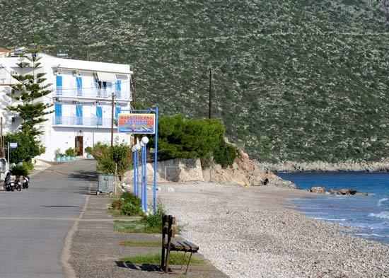 One of the Most Beautiful Places to Stay in Greece