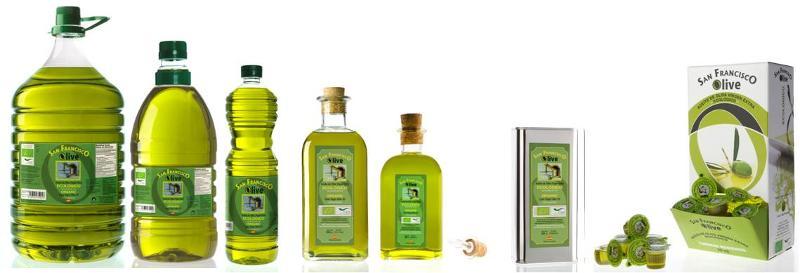 Organic Olive oil / Huile BIO