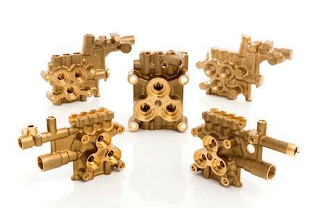 Brass Hot Forged Manifolds