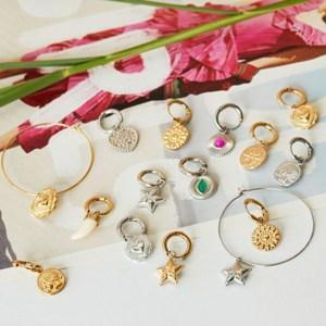Stainless steel earrings Yehwang jewelry