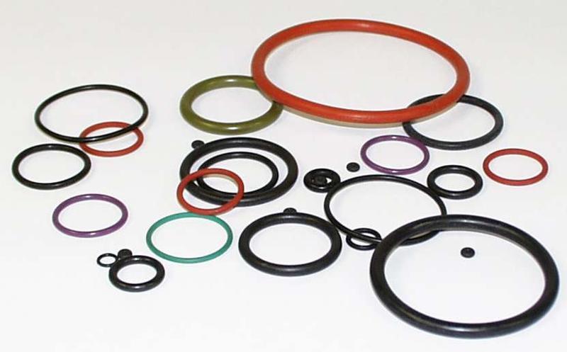 O-Ring samples
