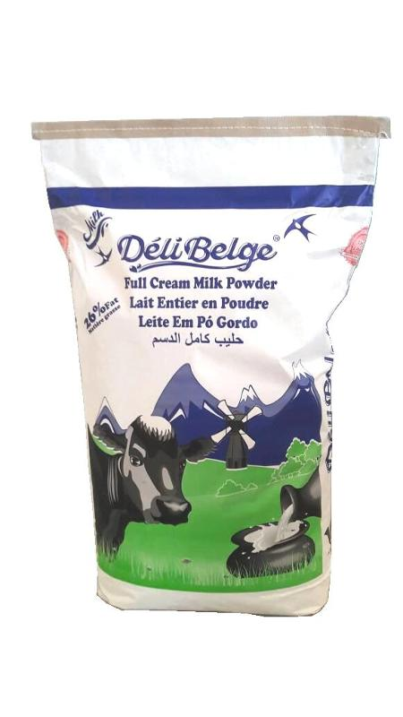 DeliBelge full cream milk powder 26%