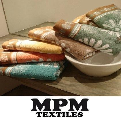 100 % Cotton jaquard Towels