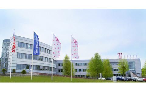 Firmengebäude in Suhl