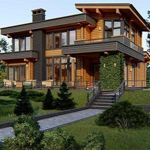 Villa Alexandrovo, 300 * 300