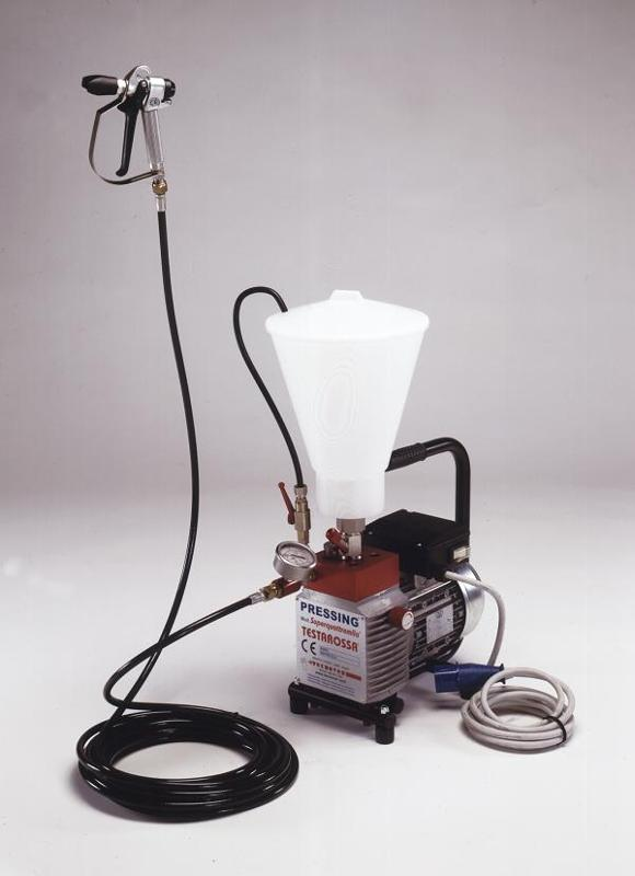 Professional Airless Paint Sprayer TECNOVER TR4000P