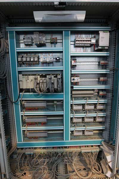 réalisation d'armoires électriques