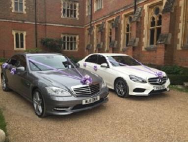 Luxury Chauffeur Driven Mercedes Benz S Cars