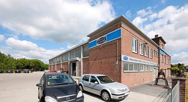 HURTZ Firmengebäude Nettetal