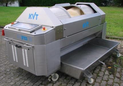 KVT wine press MAXI-PRESS