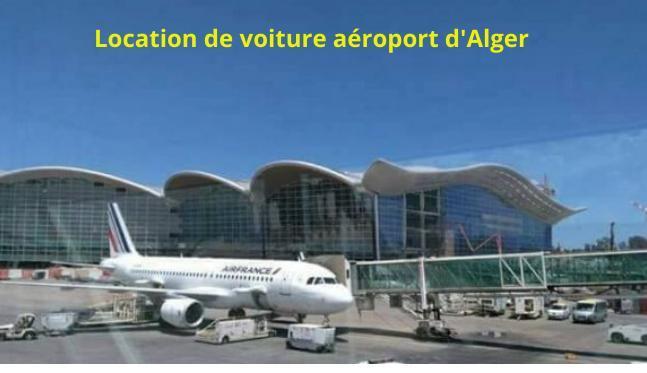 rent a car algeria