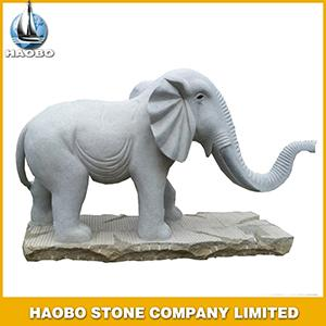 Granite sculpture, Elephant sculpture, horse sculpture
