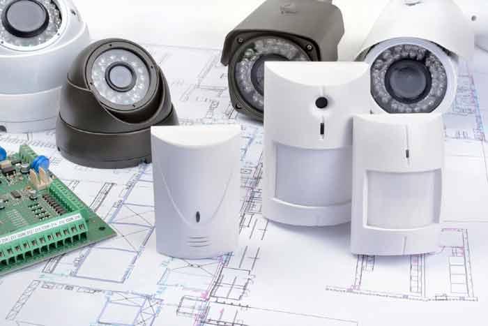 matériel de sécurité, alarmes et vidéo-surveillance