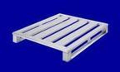 Aluminiumpaletten im Industrieformat