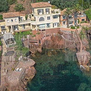 Seafront property Côte d'Azur