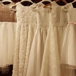 children wedding dress