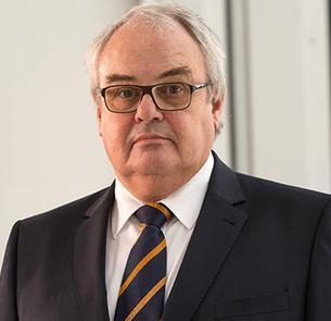 Geschäftsführer Frieder Töpfer