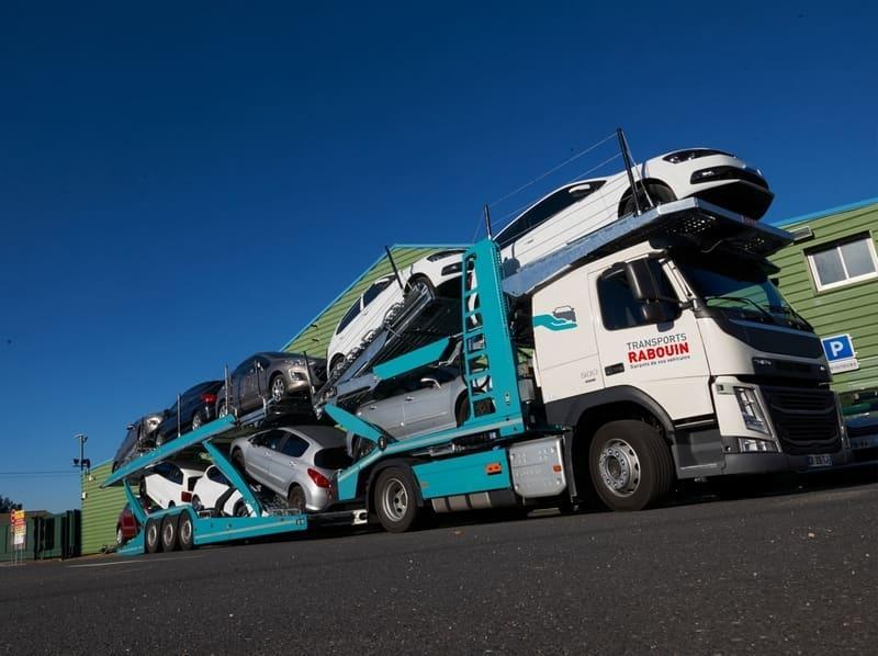 Transport de véhicules pour professionnels et particuliers