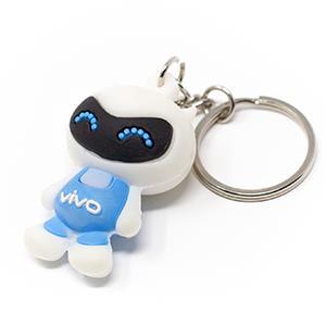 Custom Promotional Figurine Keychain