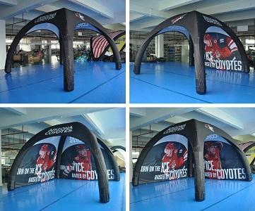Inflatable tent Reatek