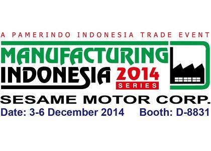 Manufacturing Machinery Equipment Exhibition 2014, Jakarta