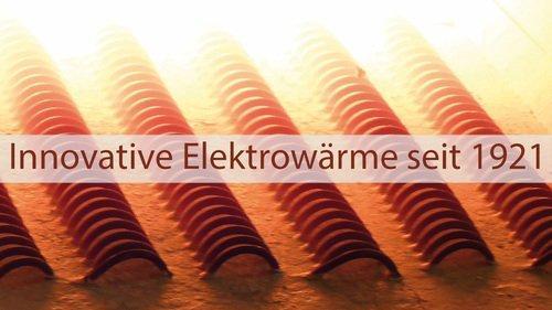 Innovative Elektrowärme