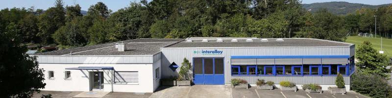 Willkommen bei Interalloy
